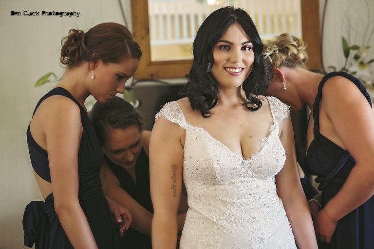 Jondaryan Woolshed Wedding