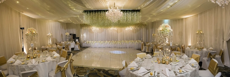 Intercontinental Sanctuary Cove Wedding (1)