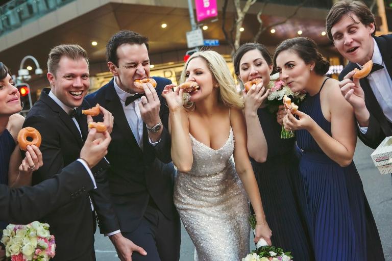 Wedding photo in Brisbane